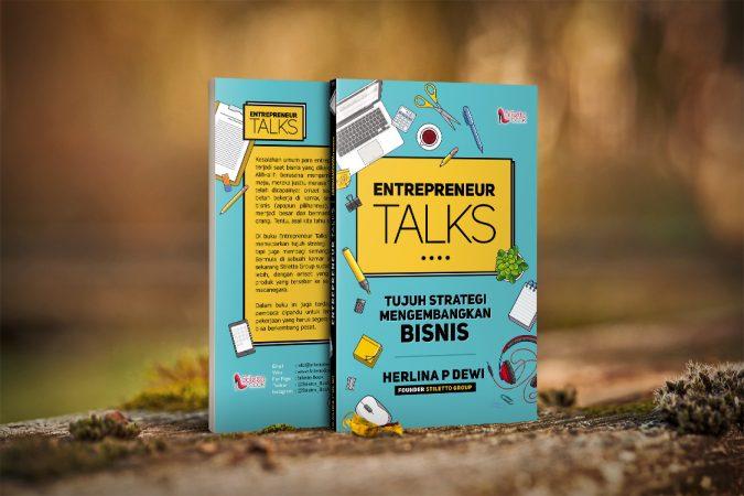 Entrepreneur Talks - tulisan nonfiksi bertopik bisnis