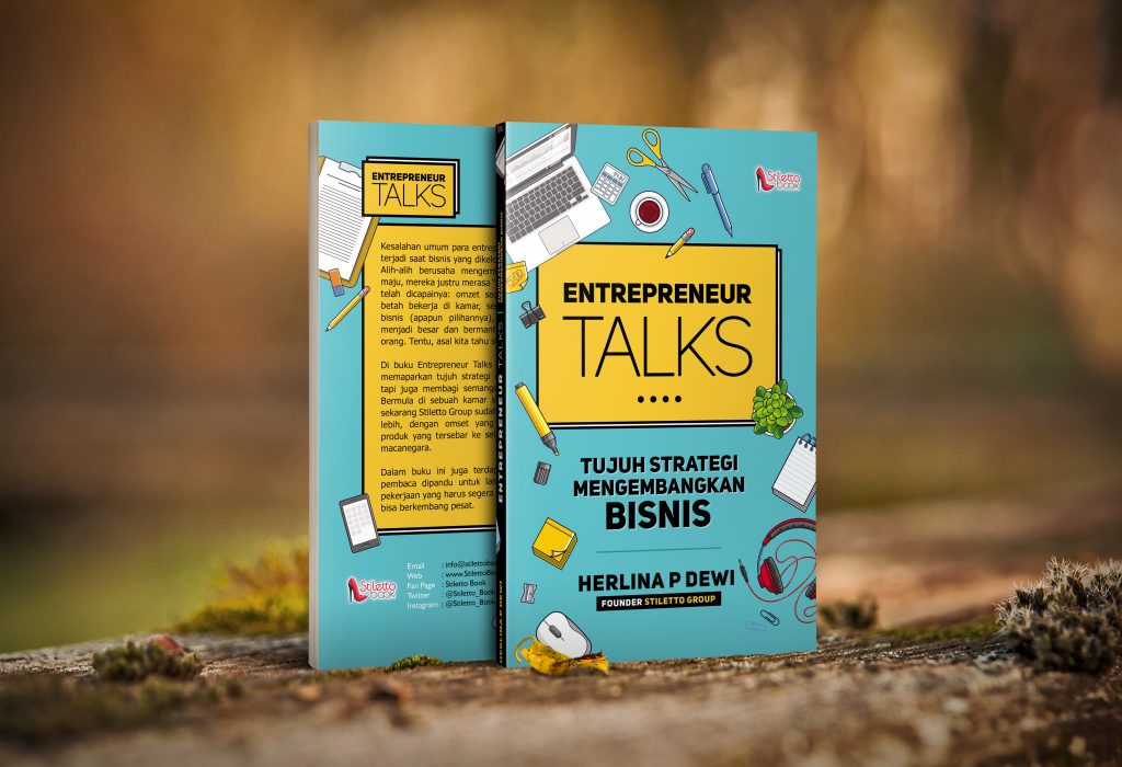 buku entrepreneur talks oleh herlina p dewi