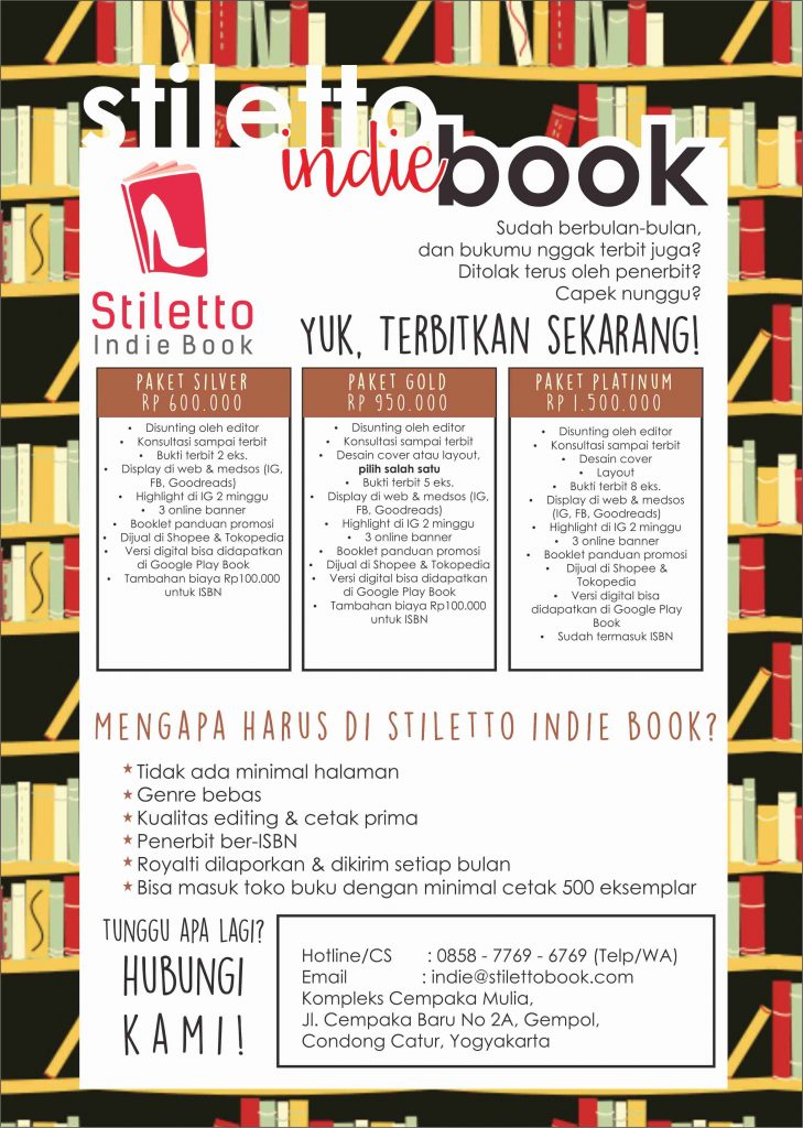 Stiletto Group: One Stop Shopping untuk Home Decor dan Book Lovers 2