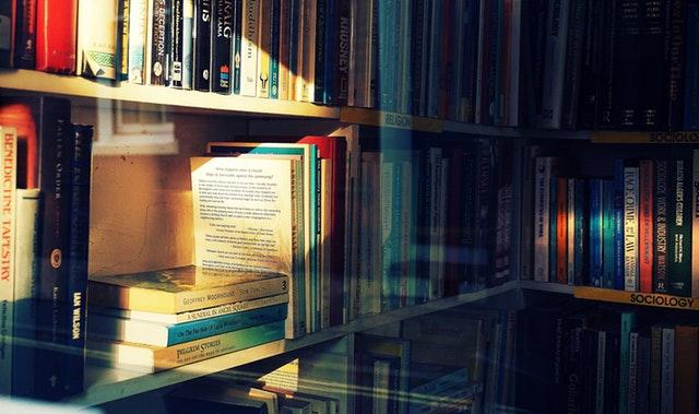 Buat Perpustakaan Pribadi di Rumah Yuk!