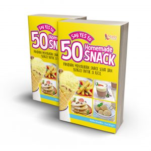 Say Yes to 50 Homemade Snack