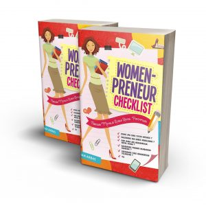 Womenpreneur Checklist