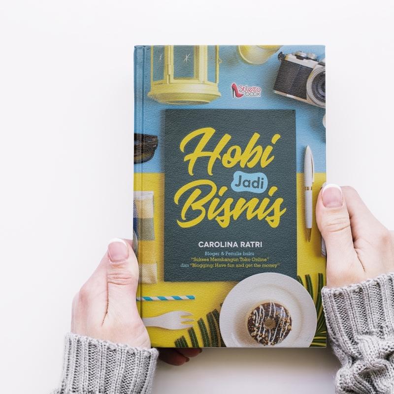Menulis resensi buku Hobi Jadi Bisnis