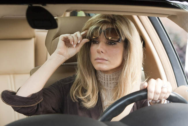 Ibu bekerja dalam film Hollywood - Leigh Anne Tuohy