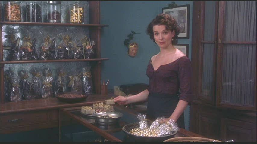 Ibu bekerja dalam film Hollywood - Vianne Rocher