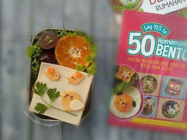 5 Tip Membuat Bento Kreatif untuk Bekal Anak
