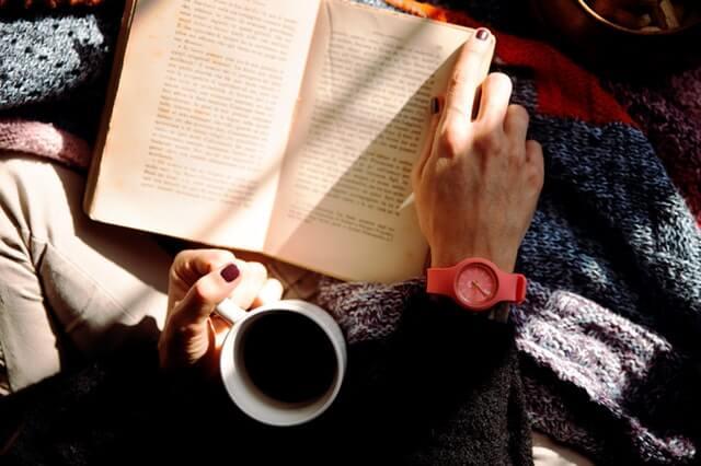 Membaca Buku Fiksi sebagai Sarana Meditasi