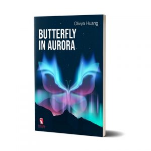 Butterfly In Aurora